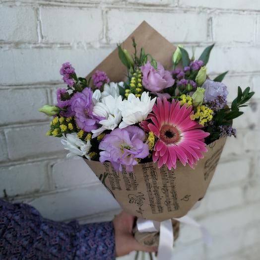 Букет_98: букеты цветов на заказ Flowwow