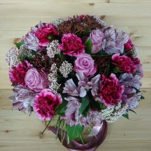 Сочный ягодный букет: букеты цветов на заказ Flowwow