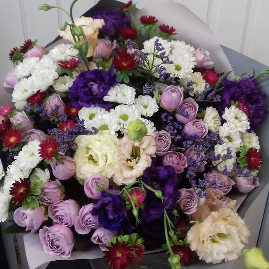 Мозаика: букеты цветов на заказ Flowwow