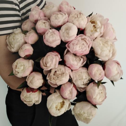 "Букет ""29 Пион"": букеты цветов на заказ Flowwow"