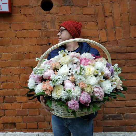 Ослепительное счастье: букеты цветов на заказ Flowwow