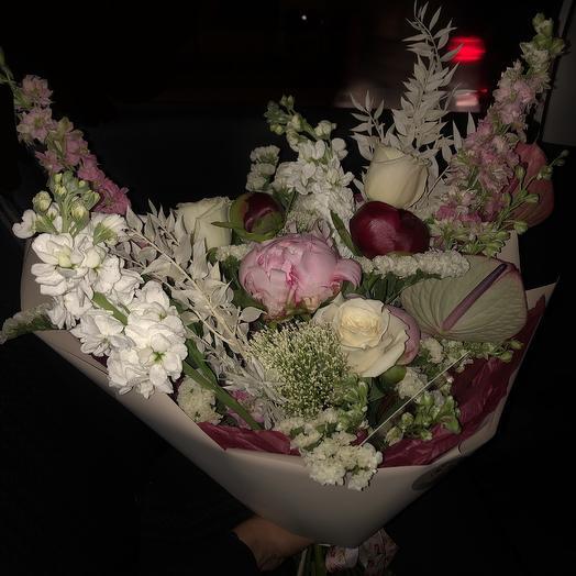 Парус: букеты цветов на заказ Flowwow