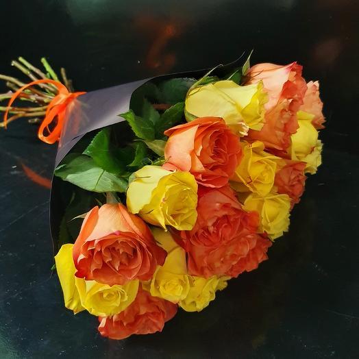 Букет 205: букеты цветов на заказ Flowwow
