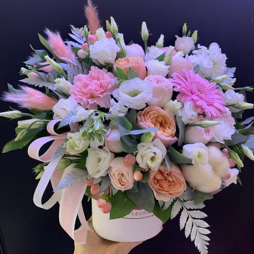 Нежный каприз: букеты цветов на заказ Flowwow
