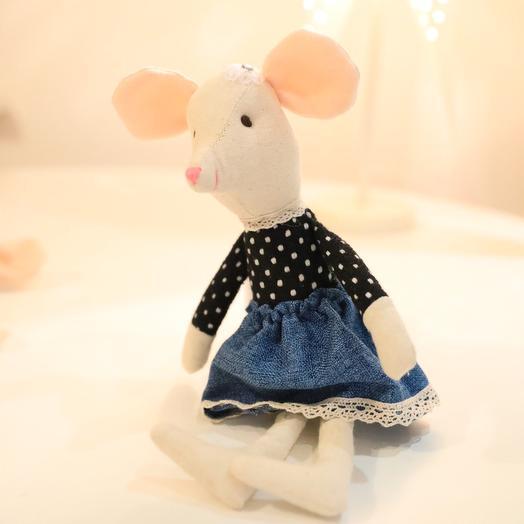 Мышка девочка: букеты цветов на заказ Flowwow