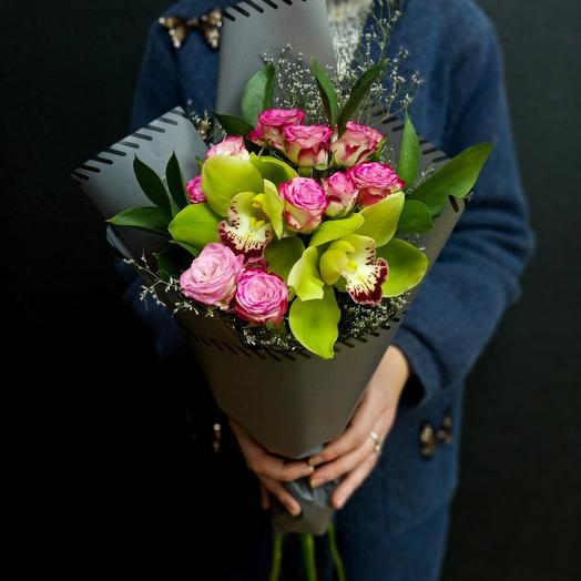 """Букет """"Утренняя звезда"""": букеты цветов на заказ Flowwow"""