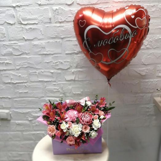 Конвертик счастья: букеты цветов на заказ Flowwow