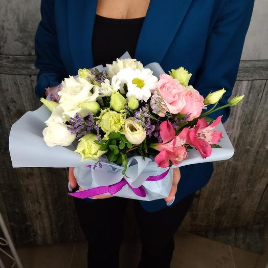 Райское удовольствие: букеты цветов на заказ Flowwow
