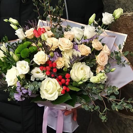 Букет , вальс цветов: букеты цветов на заказ Flowwow