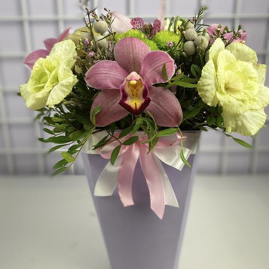 Алви: букеты цветов на заказ Flowwow