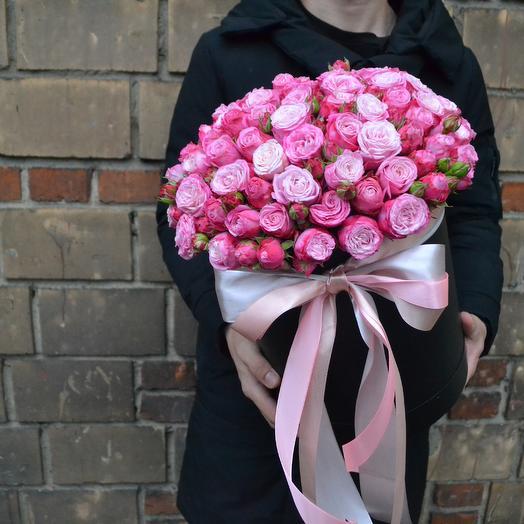 Эмили Роуз: букеты цветов на заказ Flowwow