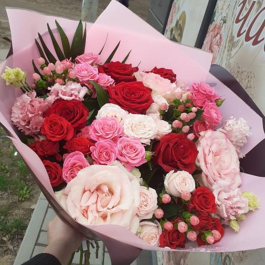 Цвет любви
