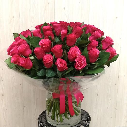 Букет 45 роз