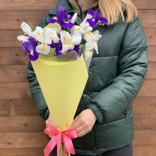 Букет «Дуэт»: букеты цветов на заказ Flowwow