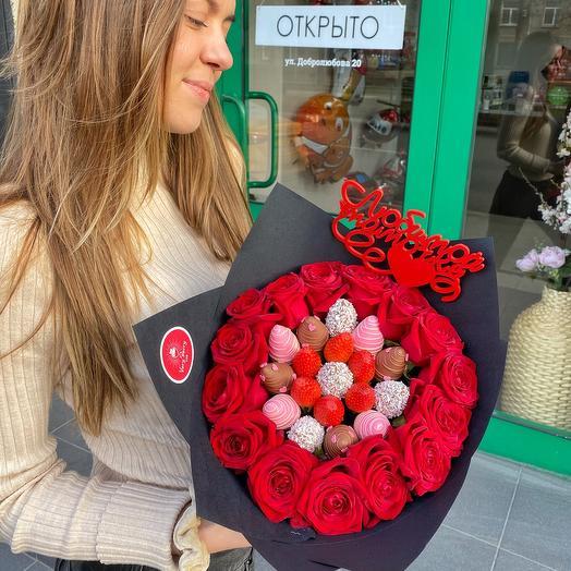 любовь и розы