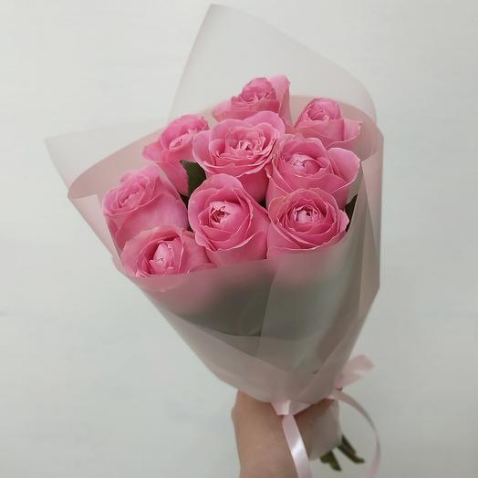 9 роз кения