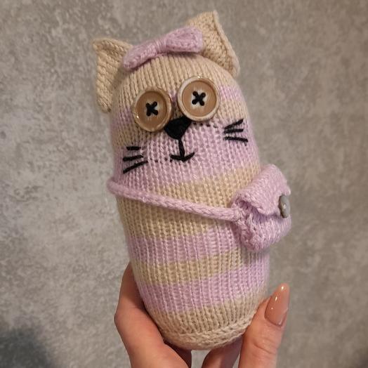 Кот ручной работы Чикуля