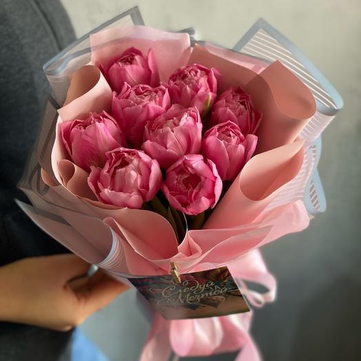 """Tulips """" Rose»"""