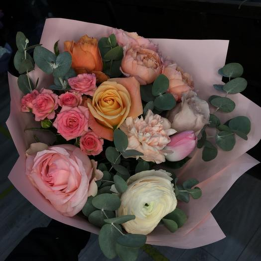 Персиковая любовь