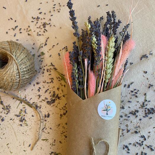 Луговые цветы мини
