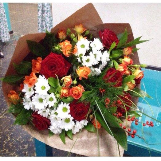 В лучших традициях: букеты цветов на заказ Flowwow