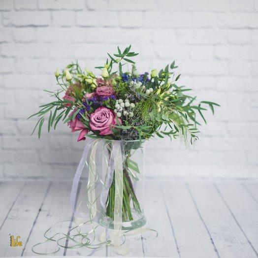 Букет Стефания: букеты цветов на заказ Flowwow