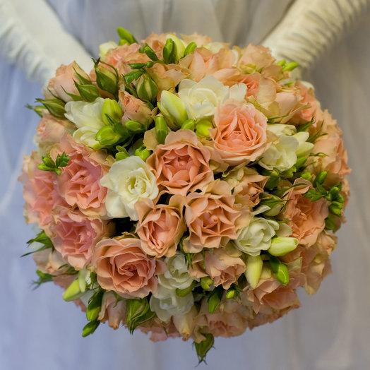 Букет невесты Свит Сара: букеты цветов на заказ Flowwow
