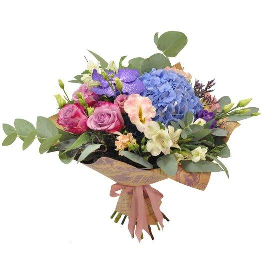 Букет ундина: букеты цветов на заказ Flowwow