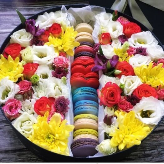 Коллекция коробочек Large: букеты цветов на заказ Flowwow