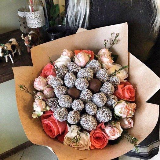 Кафе де флор: букеты цветов на заказ Flowwow