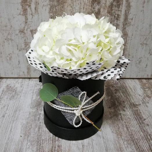 Черный сапфир: букеты цветов на заказ Flowwow