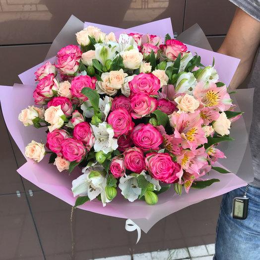 Нежнятина: букеты цветов на заказ Flowwow