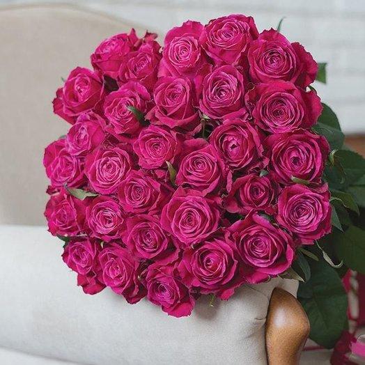 Российская Роза Шангри Ла: букеты цветов на заказ Flowwow