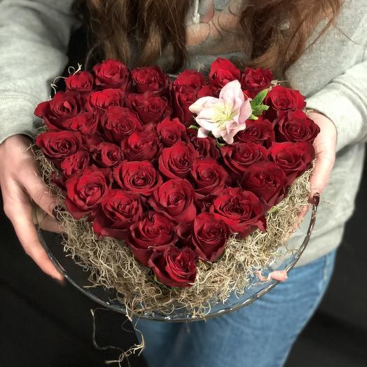 Любовь ): букеты цветов на заказ Flowwow