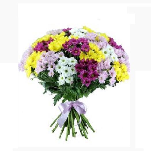 Яркое поле: букеты цветов на заказ Flowwow