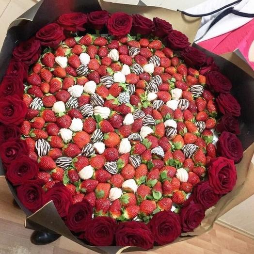 """Букет """"Luxury """": букеты цветов на заказ Flowwow"""