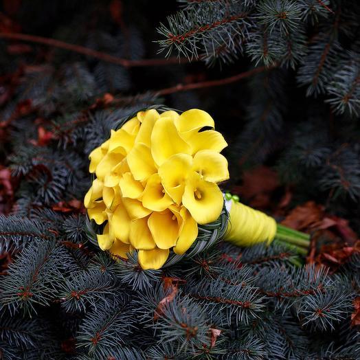 """Букет невесты """"Золотое Сечение"""": букеты цветов на заказ Flowwow"""