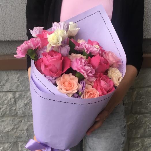 2104: букеты цветов на заказ Flowwow