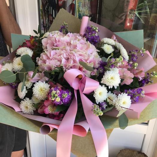"""""""Сапфир"""": букеты цветов на заказ Flowwow"""