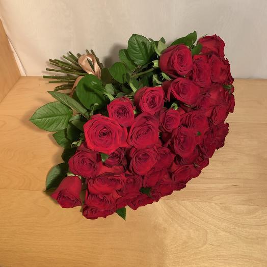 Во имя розы: букеты цветов на заказ Flowwow