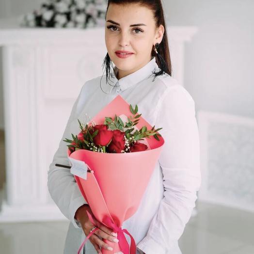 «Снова в школу»: букеты цветов на заказ Flowwow