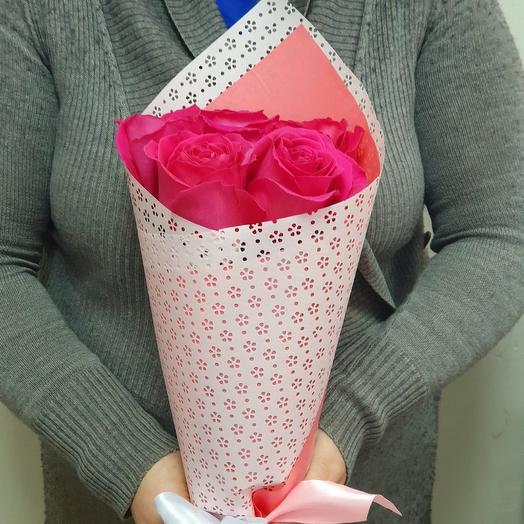 Букет 152: букеты цветов на заказ Flowwow