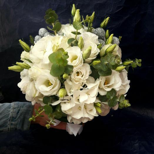 Свадебный букет 4
