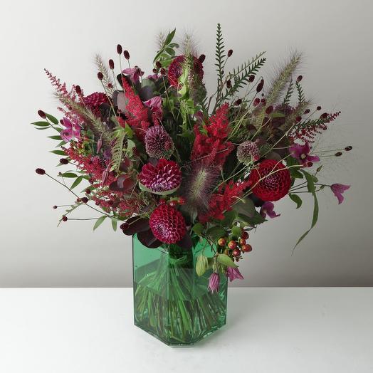 "Букет ""Волшебный Сезон"": букеты цветов на заказ Flowwow"