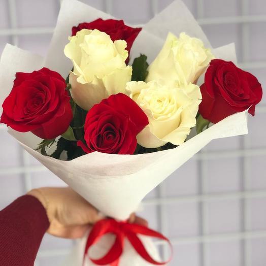 Неожиданность: букеты цветов на заказ Flowwow