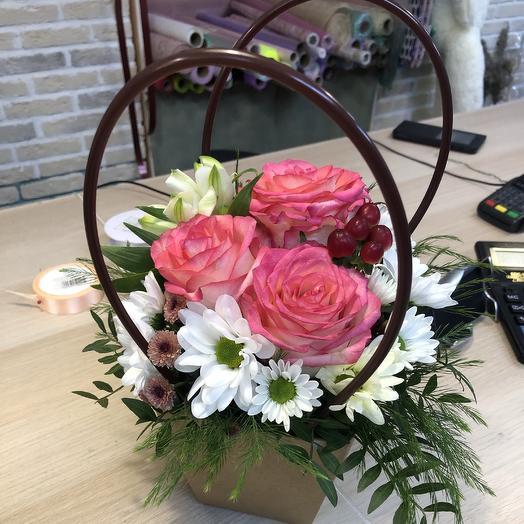 Композиция 28: букеты цветов на заказ Flowwow