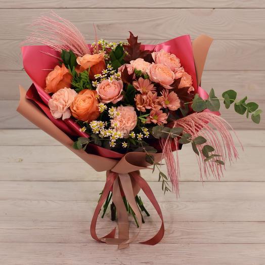 Букет Увертюра: букеты цветов на заказ Flowwow