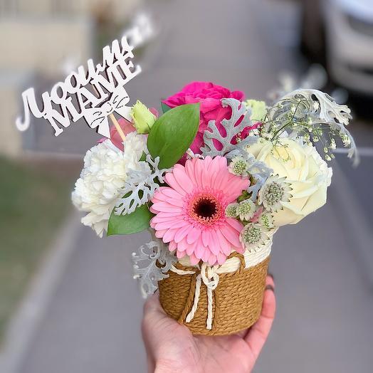 Mommy 💓: букеты цветов на заказ Flowwow