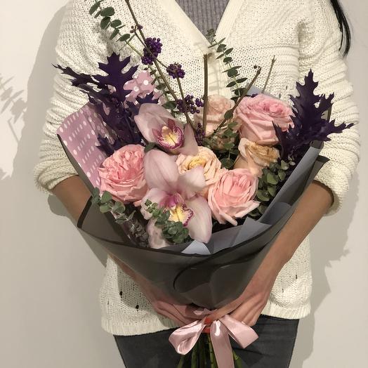 Майская роза: букеты цветов на заказ Flowwow