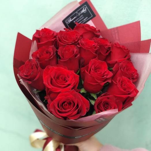 Классика🌹: букеты цветов на заказ Flowwow
